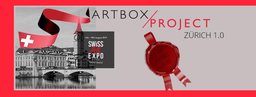 Xela @ ArtBoxProject Zürich