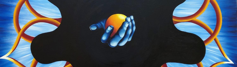 "Original Oil Painting by Xela - ""2012"""