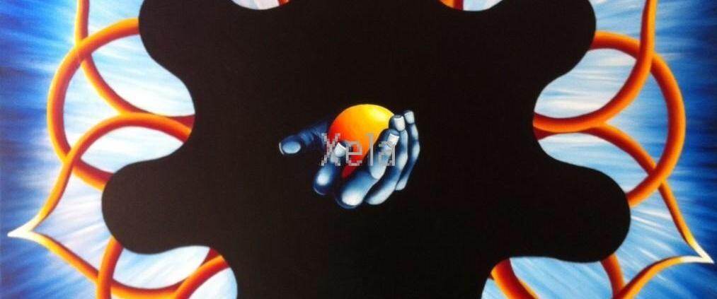 2012   Oil Painting by Xela, Amsterdam