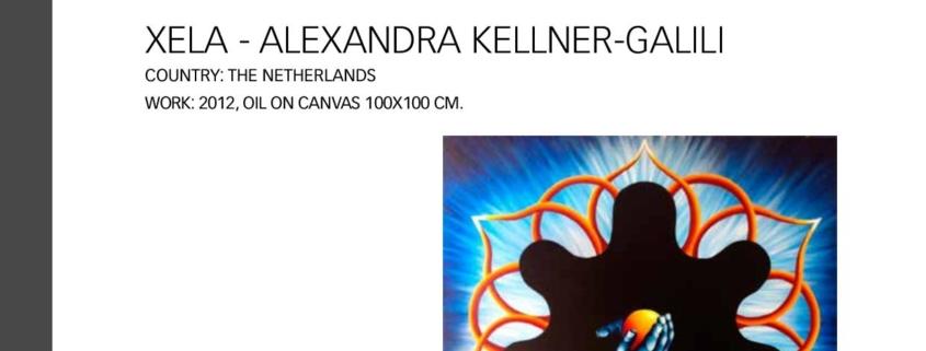 Xela's World of Art Honorary Award